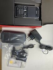 Nokia  E72 - Schwarz (Ohne Simlock) Smartphone mit OVP