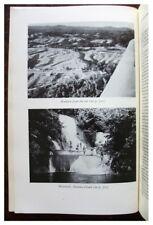 1957 Grover - BRITISH SOLOMON ISLANDS - Gaudalcanal - SAVO VOLCANO - Map - 12