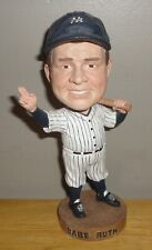 2002 Westland Giftware BABE RUTH NEW YORK YANKEES Cooperstown HOF #'d Bobblehead