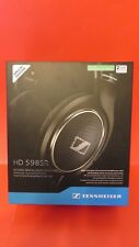 Sennheiser HD 598SR Special Edition Wired Black Headphones- New in Sealed Box