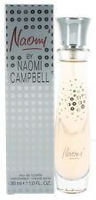 Naomi by Naomi Campbell for Women EDT Perfume Spray 1 oz. New in Box