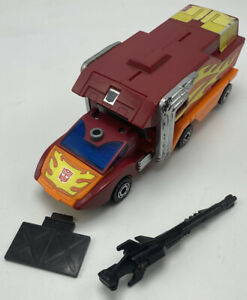 Rodimus Prime 1986 Vintage Hasbro G1 Transformers Action Figure
