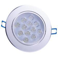 LEMONBEST Super Bright Cool White 12W LEDs Ceiling Light Spotlight Recessed