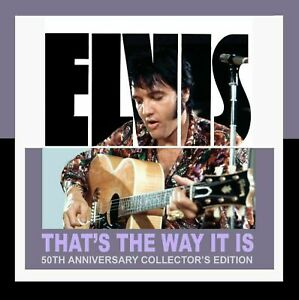 Elvis That's The Way It Is Rare FTD 8 CD 2 Book Box Set OOP thats New No LP