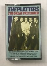 "The Platters ""The Great Pretender"" Tape Cassette - Never Been Played"