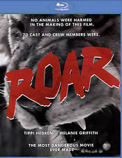 Roar --  Blu-ray Disc, 2015 showcasing African Majesty & Ferocity Lions
