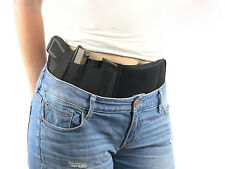 Ultimate Belly Band Guns Holster Police Bodyguard Concealed Carry Self Defense