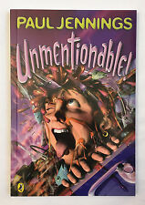 Unmentionable! by Paul Jennings *NEW* Paperback