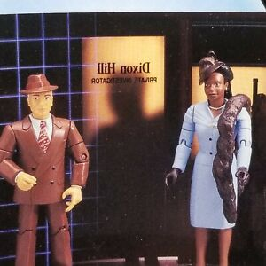 Dixon Hill Guinan Boxset Holodeck Series MIB Star Trek Next Generation 98 TNG