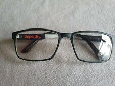 Superdry blue / grey glasses frames. SDO Bendo.