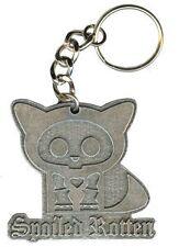 Skelanimals Spoiled Rotten Kit The Cat Metal Key Chain K SKA 0001 E Key Ring New