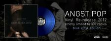 """Paura POP odipus REX 2012 12"""" Blue VINILE ltd.300 Apoptygma Berzerk"""