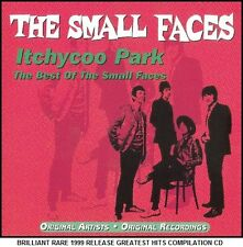 The Small Faces - The Very Best Greatest Hits 60's MOD RARE 1999 CD