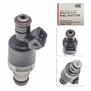 UREMCO Fuel Injector 7996 For Pontiac Buick Cadillac Chevrolet Oldsmobile 85-94