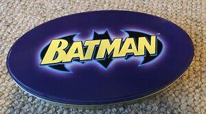 Batman Playing Cards In Tin - By Carta Mundi - Vgc