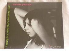 ANNETTE PEACOCK I Belong To a World aka Revenge Paul Bley Gary SEALED CD