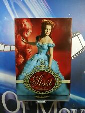 SISSI GOLD COLLECTION 3 DVD ROMY SCHNEIDER editoriale