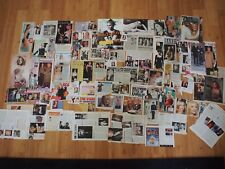 Vintage Huge Madonna Magazine Clippings Lot #1 over 70+ pictures 1980s-2000s
