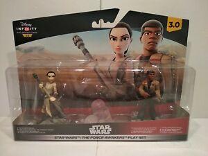 Disney Infinity 3.0 Play Set Star Wars : The Force Awakens Neuf / New & Selead