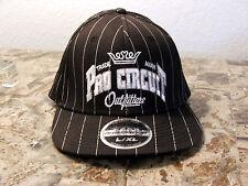Pro Circuit  Pinstripe Black/White Outfitter
