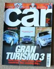 Car magazine May 2002 Mazda 6, Mini Cooper S,Ford Focus ST170,Chrysler Crossfire