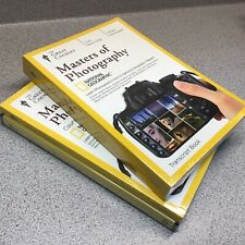National Geographic Masters of Photography (2014, DVD)