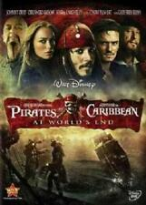 Pirates of the Caribbean: At Worlds End  DVD Geoffrey Rush, Johnny Depp