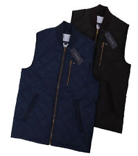 Tommy Hilfiger Mens Full Zip Wind Breaker Vest Jacket...