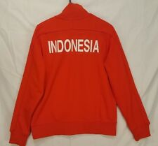 Nike Team INDONESIA N98 Football Soccer Track Jacket XL World AFF Cup Olympics