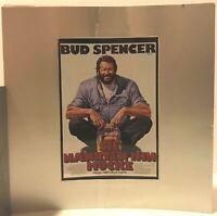 Kino # Film-Werbe-Dia # 85mm x 85mm # Bud Spencer # Sie nannten ihn Mücke