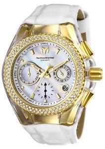 TechnoMarine Women's TM-117046 Cruise Valentine 40mm Watch