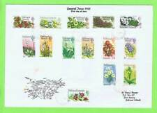 Flowers British First Day Covers Stamps