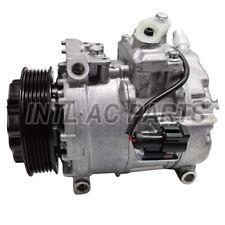 New DENSO 7SEU16C AUTO CAR AC A/C COMPRESSOR for Jaguar XF 3.0L 2W93-19D629-CD