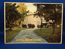 POSTCARDS Lot of 4 FLORIDA Sausage Tree Camellia Little White House Colonial Inn