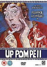 UP POMPEII - FRANKIE HOWERD - NEW / SEALED DVD - UK STOCK