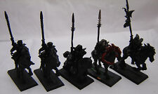 Warhammer Dark Elf  Dark Riders  army lot    note no tail bits