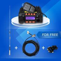 MP-300 20W MINI Moblie Dual Band  Transceiver Car Radio MP300  + Antenna+folder