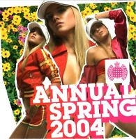 ANNUAL SPRING 2004 various (2X CD, mixed) Ministry of Sound, house, trance