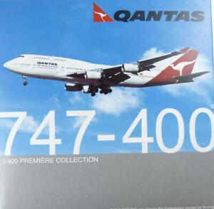 Boeing 747-400 Qantas VH-OJO Dragon 55574 1:400