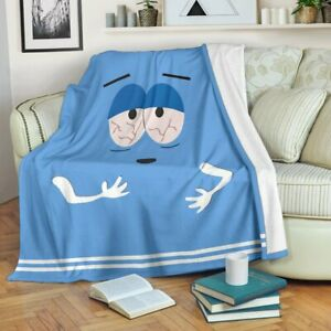 Cute Towelie Premium Blanket Bedding