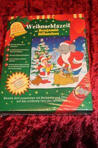 Weihnachtszeit mit Benjamin Blümchen, CD-ROM, Weihnachten, Kinder, NEU & OVP