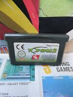 Game Boy Advance GBA:Top Spin 2 [TOP & 1ERE EDITION] SEUL - Fr
