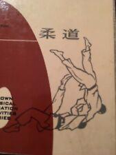 Vtg Judo Book Daeshik Kim 1969 Illustrated Excellent
