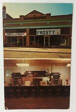 Vintage Postcard Frosty Bar Put-In-Bay Ohio Louise M. Soiber
