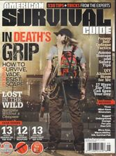 American Survival Guide Magazine In Death's Grip May 2015 010918nonr