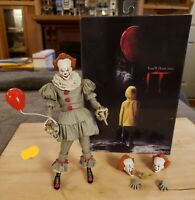 """NECA IT 7"""" Scale Pennywise Action Figure"""