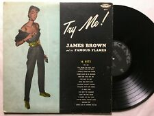 JAMES BROWN Try Me King 635 smoking gun cvr Degritter