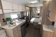 Brand New 2019 Compass Casita 554 Caravan - 4 Berth