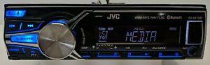 JVC KD-X310BT MP3 Digital Media Player Bluetooth iHeart Radio *Tested Fully*