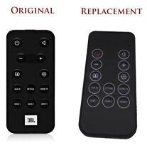 Remote Control Commander For JBL Cinema SB400 SoundBar SB400 With Coin Battery